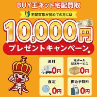 ゲーム・DVD・書籍の中古買取サイト【BUY王(バイキング)】利用モニター